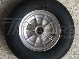 "8"" Alloy HT Holden Integral Wheel Assembly"