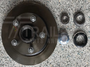 Natural Ford Disc SL/Ford Bearings