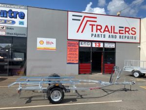4.8m Skid Boat Trailer rated at 750kg