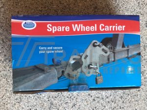 Angled Position Spare Wheel Carrier Multi Fit