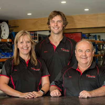 Trailer Parts and Repairs Team