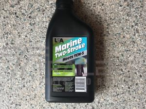 LSA Marine Two-Stroke Oil 1 Litre