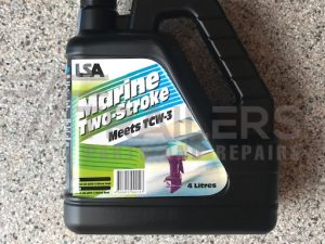 LSA Marine Two-Stroke Oil 4 Litre