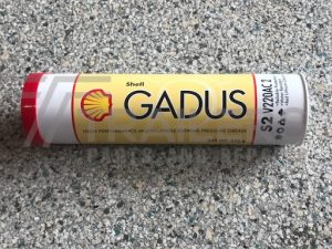 Shell Gadius Lithium Grease 450gm tube