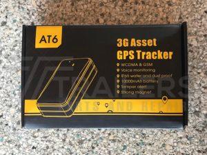 3G Asset GPS Tracker
