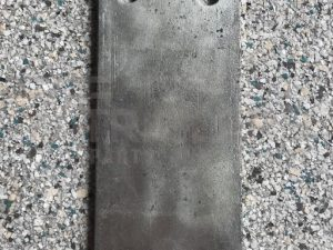 Coupling Base Plate 4 Hole Galvanised