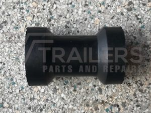 "4.5"" Keel Roller Black 17mm Bore"
