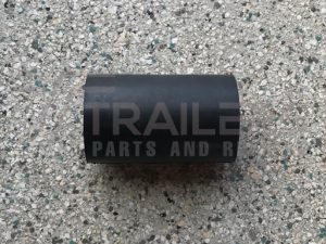 "4.5"" Bilge Roller Ø 70mm Black 17mm Bore"