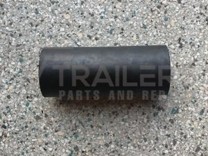 "6"" Bilge Roller Ø 60mm Black 17mm Bore"