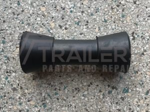 "6"" Sydney Roller Black 17mm Bore"