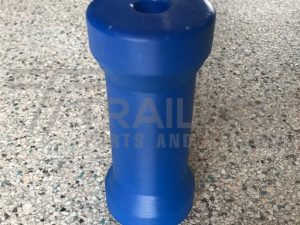 "6"" Keel Roller Blue 17mm"