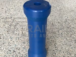 "8"" Keel Roller Blue 17mm"