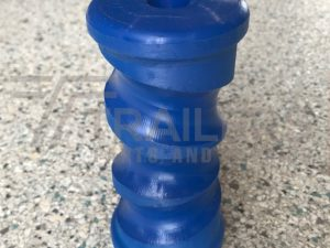 "6"" Self Centering  Blue 17mm Bore"