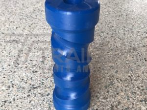 "8"" Self Centering  Blue 21mm Bore"