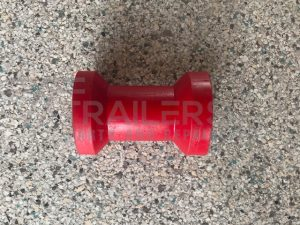 "4.5"" Keel Roller Red 17mm Bore"