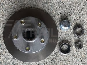 Galvanised Ford Disc LM Bearings
