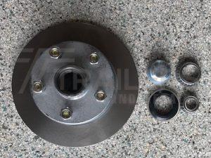Galvanised Ford Disc SL Bearings
