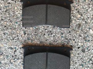 Mechanical Brake Pads (Set of 4)