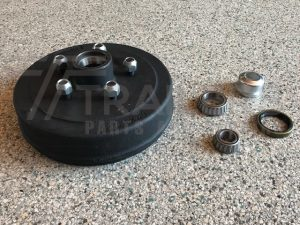"9"" Ford Mechanical/Hydraulic Drum with SL Bearings"