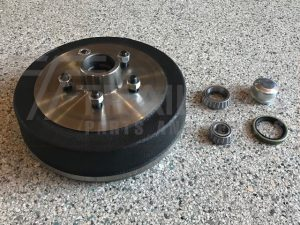 "10"" HT Electric Drum with SL Bearings"