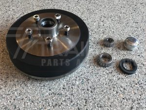 "10"" HQ Electric Drum with LM Bearings"