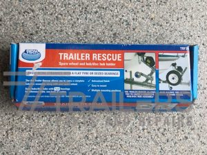 Ford Trailer Rescue