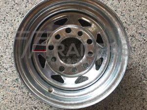 "10"" Multi Fit HT/Ford Galvanised"