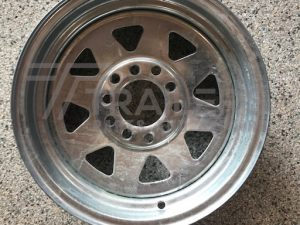 "13"" Multi Fit HT/Ford Galvanised"