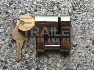 Coupling Laser Lock Zinc