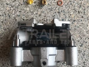 Dacromet Brake Caliper Suit Kodiak 225