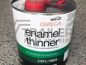 Enamel Thinner 4L Tin