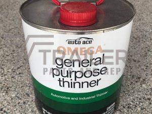 General Purpose Thinner 4L Tin Light Grey