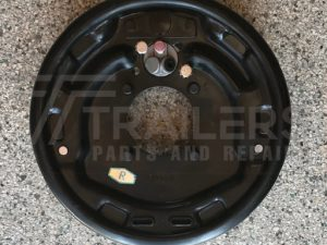 10'' Hydraulic Backing Plate - Right
