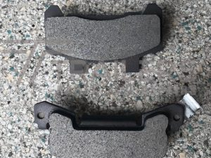 Hydraulic Brake Pads Suit Kodiak 225 Caliper (set of 4)
