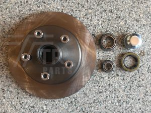 Natural HT Disc LM/Holden Bearings