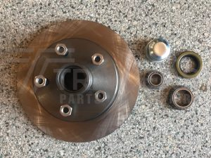 Natural HT Disc SL/Ford Bearings