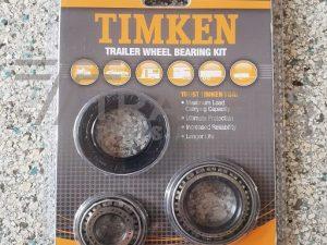 Timken Trailer Wheel Bearing Kit Holden Axle Standard Seal Blister Pack