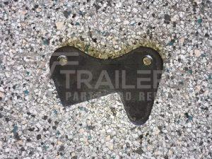 Brake Caliper Mounting Plate (Open Ended)