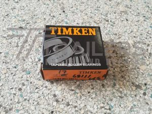 Timken Tapered Roller Bearing Set 17 (L68149-L68111) 1.8 Tonne Suit American Trailers