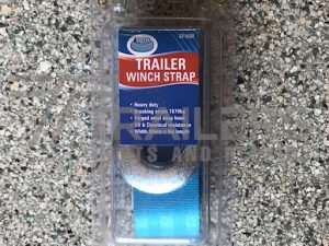 6.00 m Winch Strap  50mm