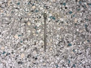 Split Pin 3.2mm x 50mm Stainless Steel