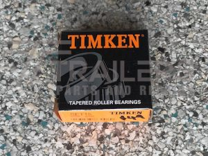 Timken Tapered Roller Bearing Set 15 (07100-07196) Suit American Trailers