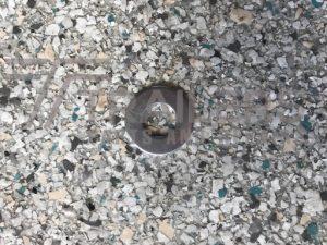 M12 1.5 Round Flat Washer Zinc
