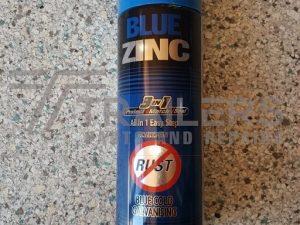 Blue Zinc Spray