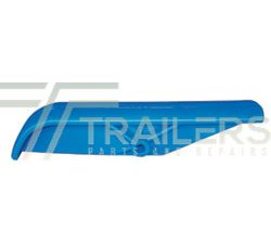 Trailer Molded Skid: 300mm Blue