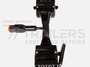 elecbrakes Adapter Flat 12 Pin to Flat 12 Pin