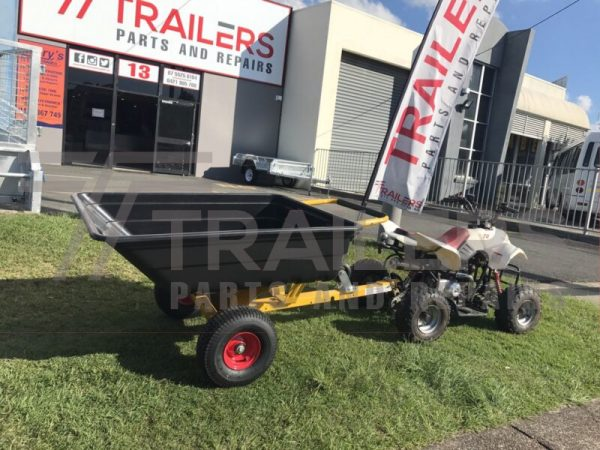 Garden Tipping Trailer