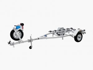 3.7m Tinny and Jet Ski Trailer rated at 750kg